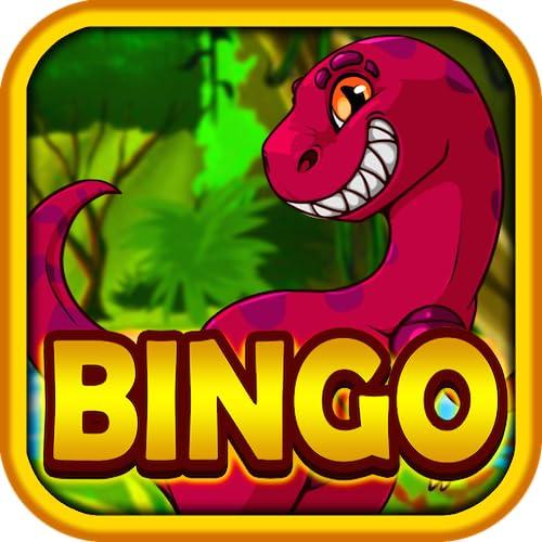 Jurassic Fun - Free Bingo-Spiel HD