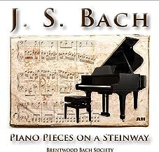 Best js bach piano Reviews
