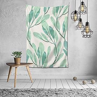 Sage Background फैशन आंतरिक सजावट बहुक्रियाशील बेडरूम व्यक्तित्व उपहार इनडोर दीवार फांसी कक्ष पर्दा उपहार दीवार सजावट