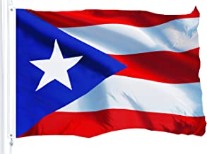 Puerto Rico Flag Dimensions