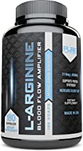 L-Arginine Pure-A 2110mg (180 Capsules) L Arginine Nitric Oxide Booster, Build Muscle Increase Strength - Best Purest Arginine + Top Rated - Most Effective Dose - Made in USA