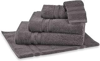 Wamsutta Perfect Soft MICRO COTTON Bath Towel in Charcoal
