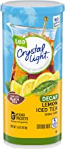 Sponsored Ad - Crystal Light Decaffeinated Lemon Iced Tea Drink Mix (72 Pitcher Packets, 12 Packs of 6)