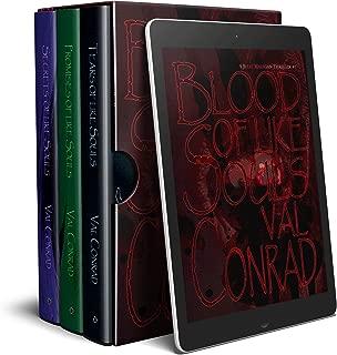 A Julie Madigan Thriller Series (Books 1-4): Box Set - Blood of Like Souls, Tears of Like Souls, Promises of Like Souls, Secrets of Like Souls