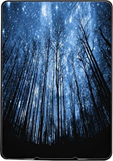 Space forest Kindle Paperwhite Vinyl Decal Sticker Skin by Sorem Designs
