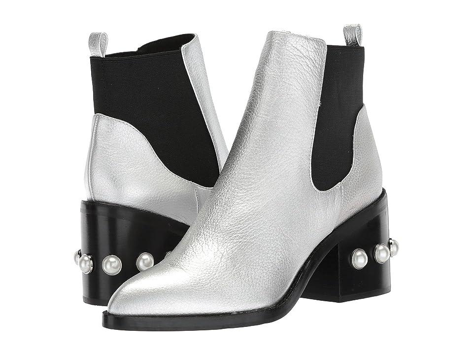 Sol Sana Victoria Boot (Silver) Women