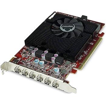 Sapphire GPRO 6200 4 GB GDDR5 - Tarjeta gráfica (4 GB, GDDR5, 128 ...