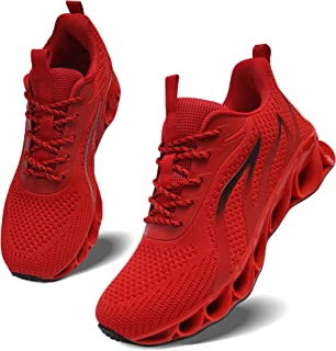 Womens Non Slip Running Shoes Athletic Tennis Sneakers...