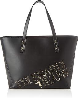 Trussardi Jeans Shopper E/W LG ECOLEATHER Ligh Donna