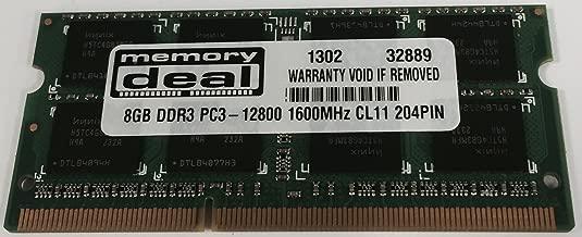 8GB DDR3 Memory Module for Lenovo ThinkCentre Edge 92z