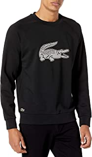 Men's Graphic Croc Fleece Crewneck Sweatshirt