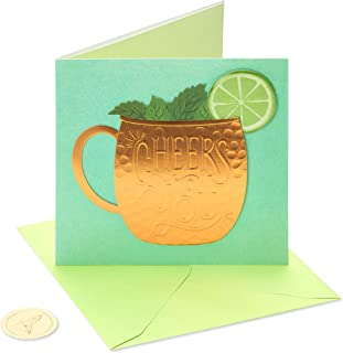 Papyrus Birthday Card (Moscow Mule), 1 EA (4179860)