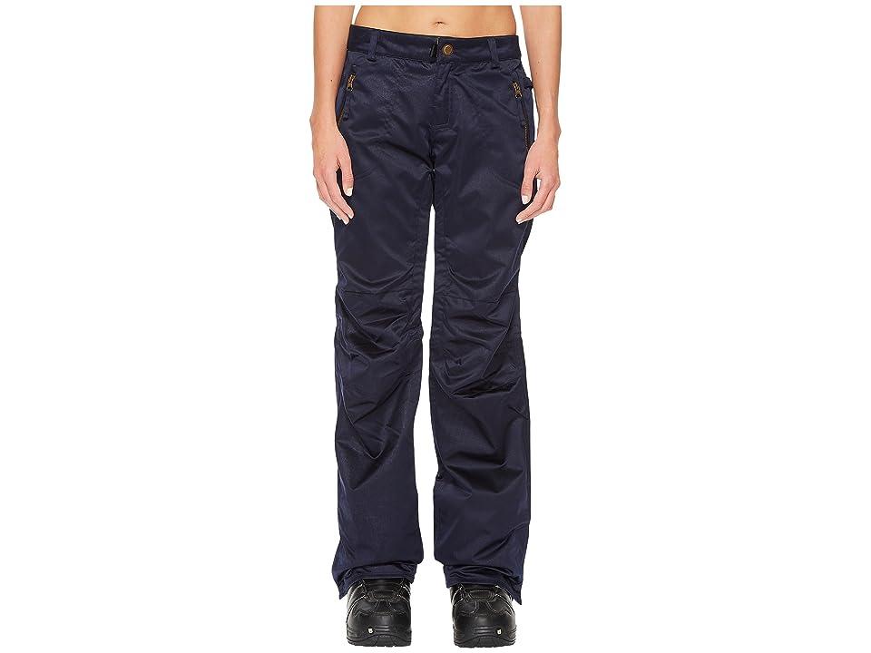 Image of 686 After Dark Pants (Navy Gator Texture) Women's Casual Pants