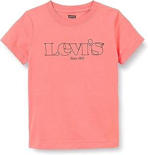 Levi's Kids Boy's LVB SS GRAPHIC TEE D414 T-Shirt