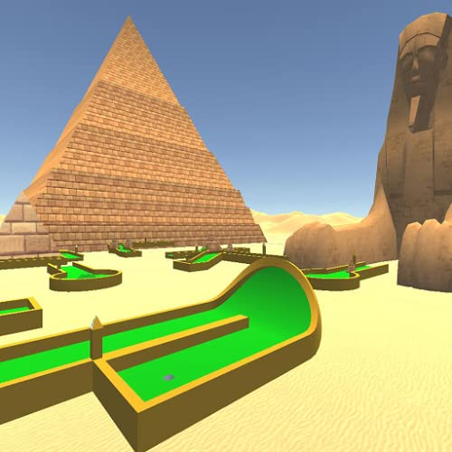 Mini Golf 3D Great Pyramids