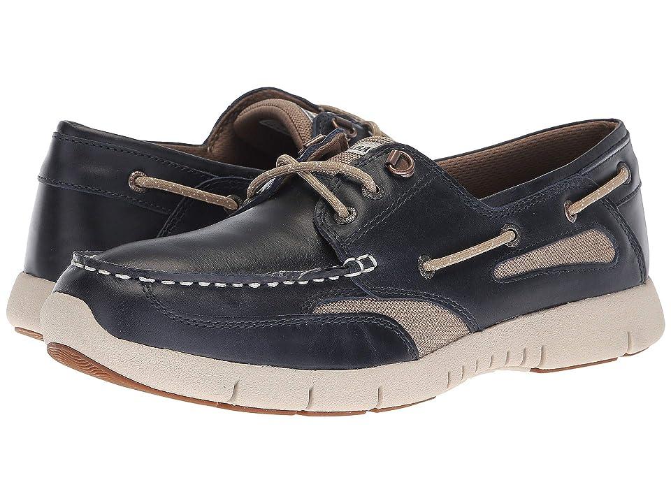 Sebago Clovehitch Lite (Navy) Men's Shoes