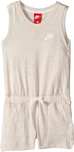 Gym Vintage Romper (Little Kids)