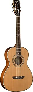 Washburn 6 String Acoustic Guitar, Right (WP11SNS)