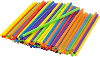 Kizmos Flex Straws, Assorted, 125 Count