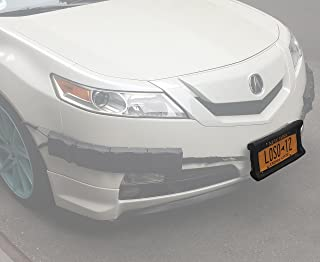 Luv-Tap Bumper Thumper Ultimate Complete Coverage Front Bumper Guard Shock Absorbing..
