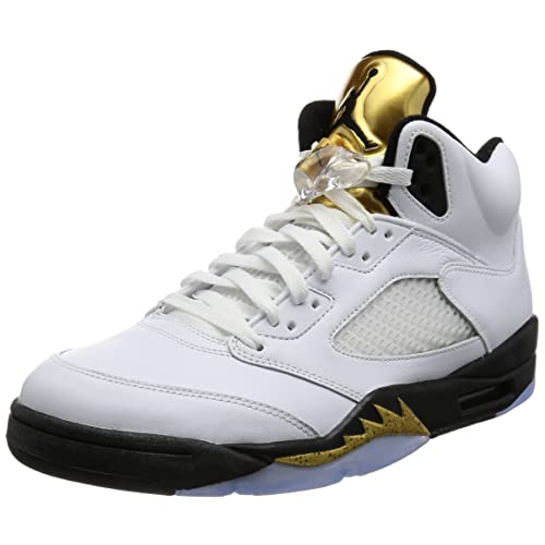 45d19f0b03e Nike Mens AIR Jordan 5 Retro