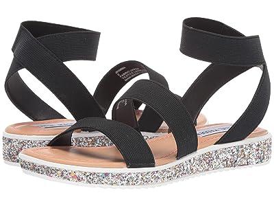 Steve Madden Kids Jkimma (Little Kid/Big Kid) (Black) Girls Shoes