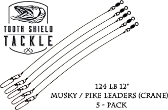 Tooth Shield Tackle 124 lb. 12