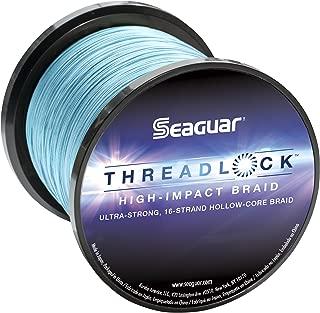 Seaguar Threadlock Braided Fishing Line, Blue, 100-Pound/600-Yard
