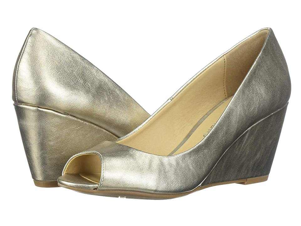 CL By Laundry Noreen (Gold Metallic) Women