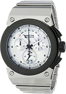 Invicta - 11933 - Reloj de Pulsera, Correa de Acero Inoxidable, Color Plateado