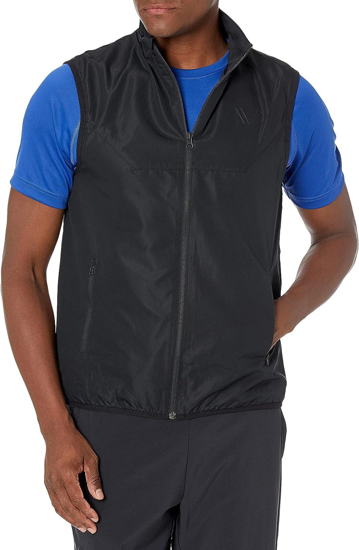 Peak Velocity Men's Zephyr Windbreaker Vest