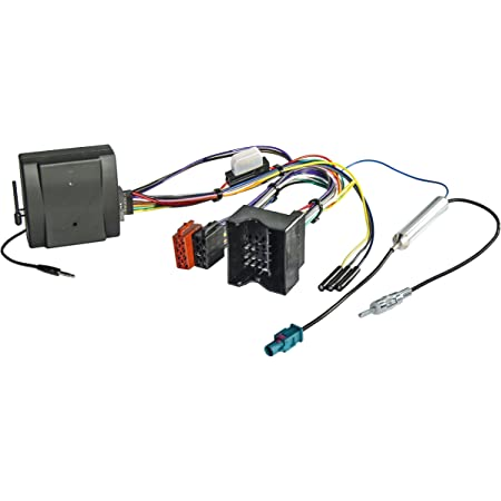 Watermark Vertriebs Gmbh Co Kg Radioadapter Mit Can Bus Lfb Für Citroen Peugeot Mit Kenwood Radio Auto
