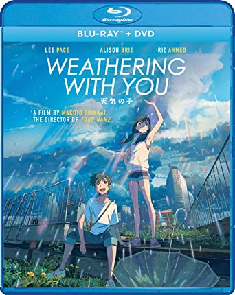 Film: Weathering with You