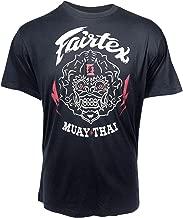 Fairtex Khon T-Shirt Black Large
