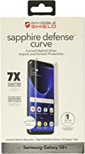 ZAGG InvisibleShield Sapphire Defense Hybrid Glass Screen Protector for Samsung Galaxy S8 Plus