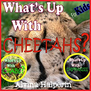 Children's Books: What's up with Cheetahs? Fun Facts on Animals in Nature. (English Edition)