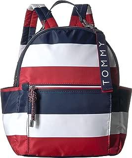 Tommy Hilfiger Women's Lani Backpack Corporate Stripe