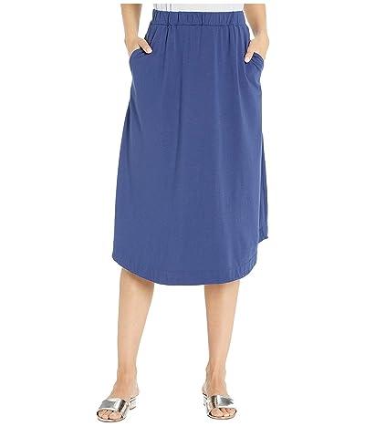 Fresh Produce Long Avery Skirt (Moonlight Blue) Women