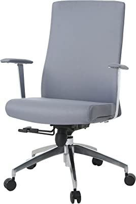 Impacterra Barrington Mesh Office Chair, Gray