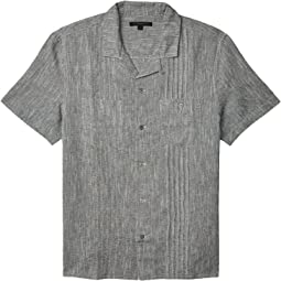 Benny Easy Fit Guayabera Shirt W688W1B