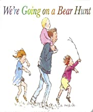 We're going on a bear hunt: with a good measure of suspense thrown in