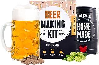 BrewBarrel Cadeau Homme Kit de Brassage Bière de Style Oktoberfest - Fabrication de la Bière Faites Votre Bière en FUT 5L ...
