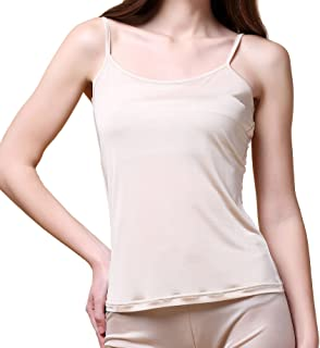 Paradise Silk Pure Silk Knitted Women's Camisole Tank Top