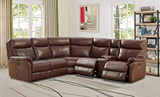 pulaski reclining sectional
