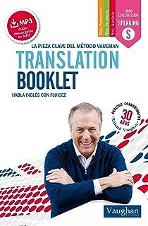 Translation booklet pocket