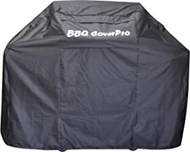 BBQ Coverpro Fabric BBQ Grill Cover, 72-Inch-by-26-Inch-by-51-Inch, Black
