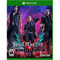 Devil May Cry 5 Deluxe Edition Xbox One Deals