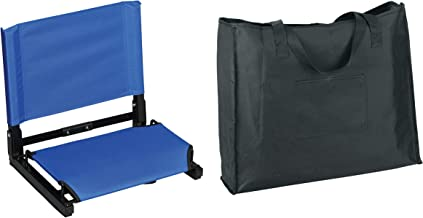 Markwort Stadium Chair with Black Carrying Bag