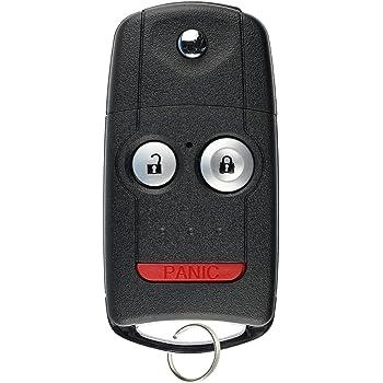 RDX KeylessOption Keyless Entry Remote Control Car Key Fob Clicker for Acura MDX