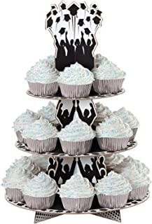 Wilton Graduation Cupcake Stand Party Supplies